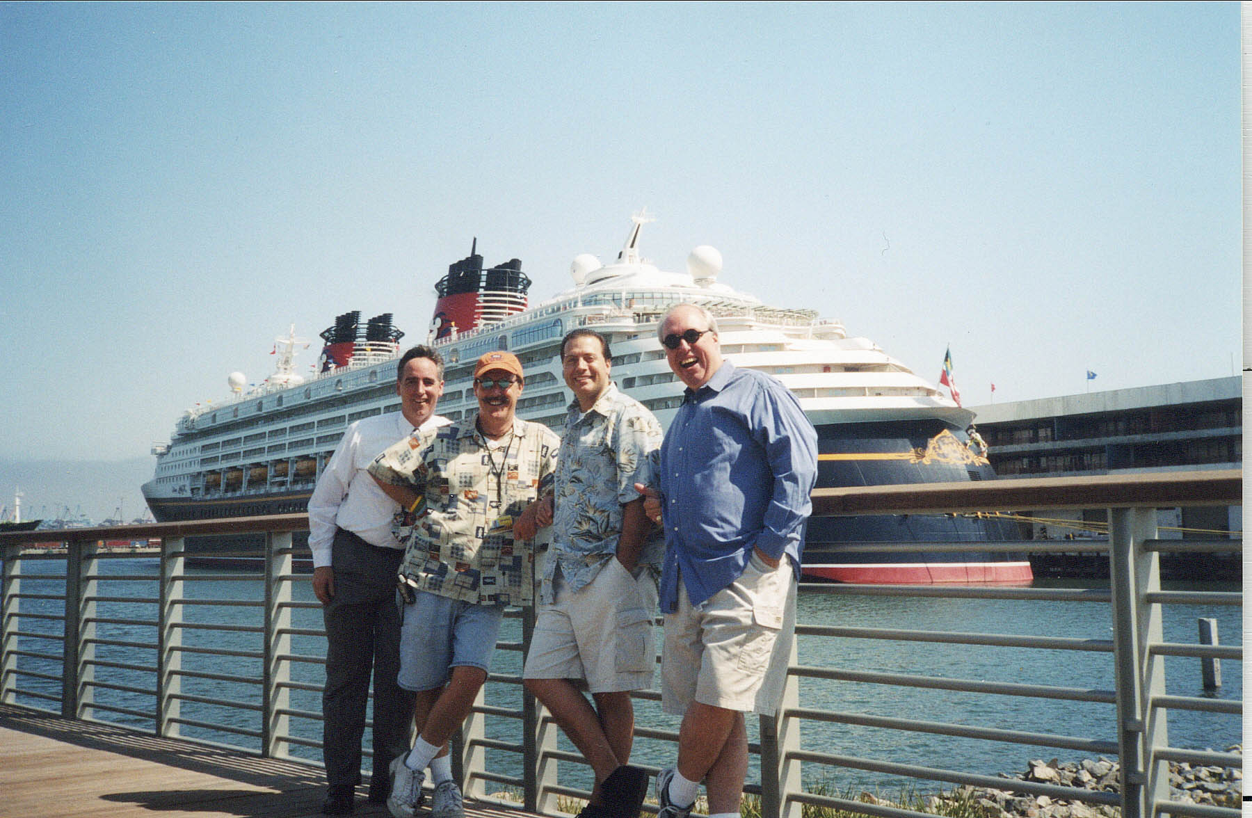 Singing for Disney Cruise Lines